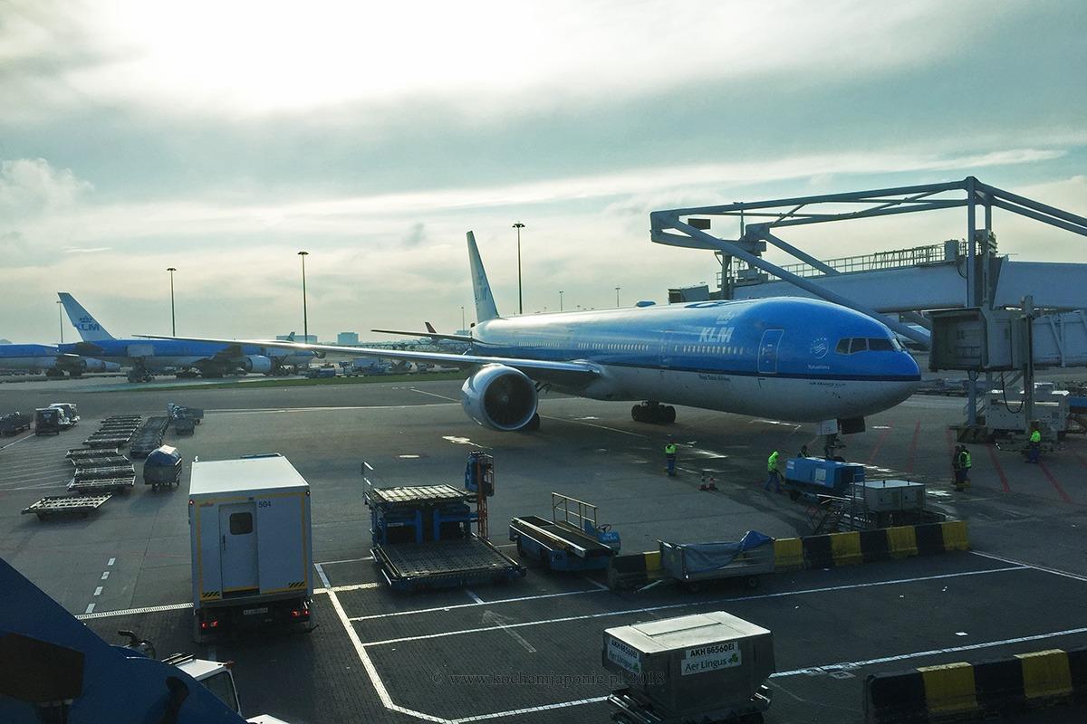 Samolot gotowy do lotu