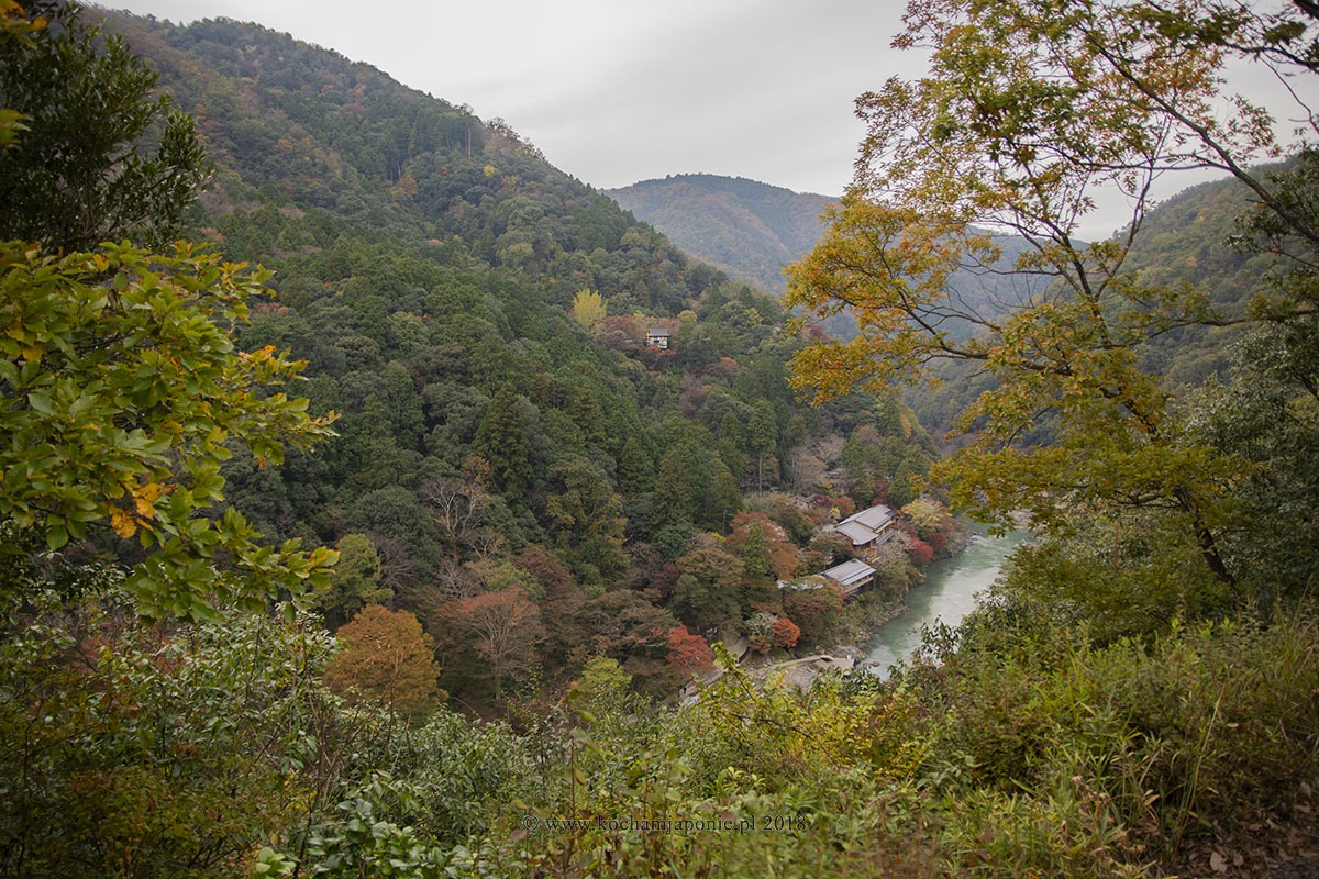 Japońskie góry, Arashiyama