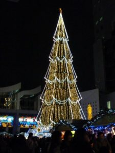Kurisumasu tree