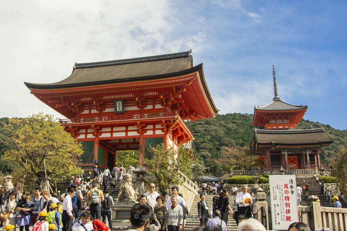 Brama do Kiyomizudery