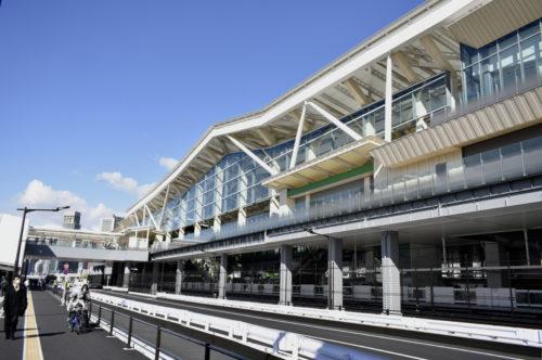 Stacja Takanawa Gateway