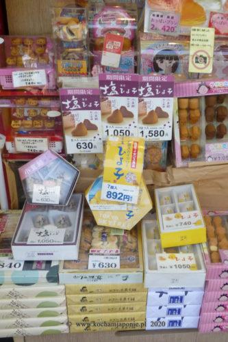 Japońskie słodycze - Manju