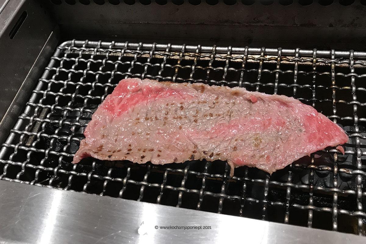 yakiniku na grillu